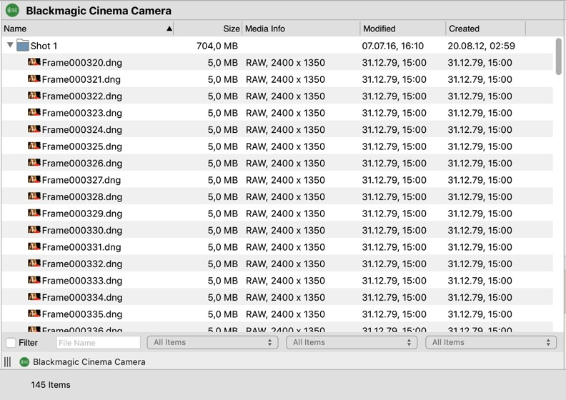 How NeoFinder catalogs your video files!